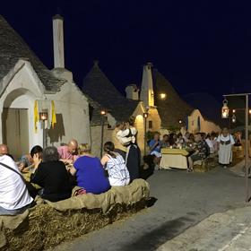 Foto dall'evento A Tavola con la Storia